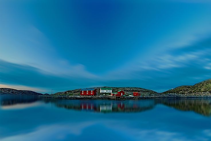 Small but beautiful Norwegian Island by Aziz Nasuti on 500px