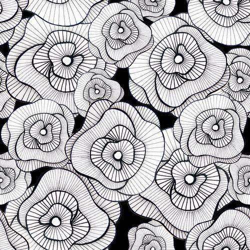 Estampa floristas | by Mafe.Mavromati