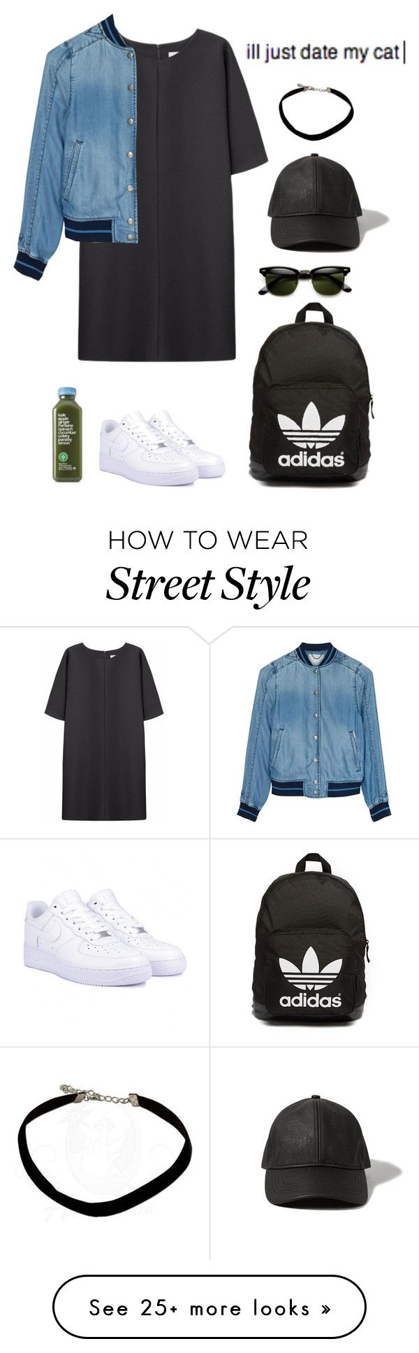 """""""Weekend Style"""" by laurenclaireb on Polyvore featuring moda, Non, Diesel, NIKE, Abercrombie & Fitch y adidas Originals"""