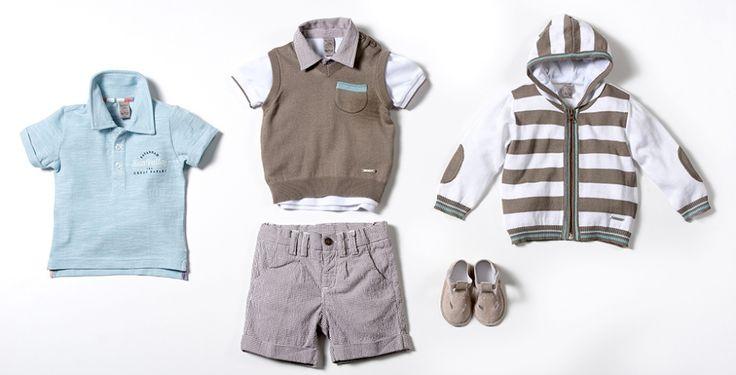 Nucleo Kids: la collezione Baby Boy
