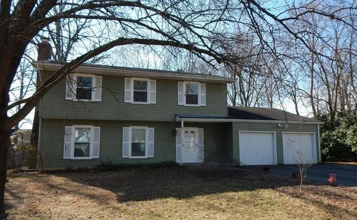 "LOCATION, LOCATION! Great 2-level Colonial very near I95 interchanges, Spotsy Mall & Central Park! New windows 2013. New carpet & paint 2013. New garage doors 2013. Formal Living & Dining Rooms plus Family Room and Den/Exercise Room. Woodburning fireplace in living room. Large room sizes. Big backyard with huge deck. Appears to be in overall good condition but sold ""as is""."