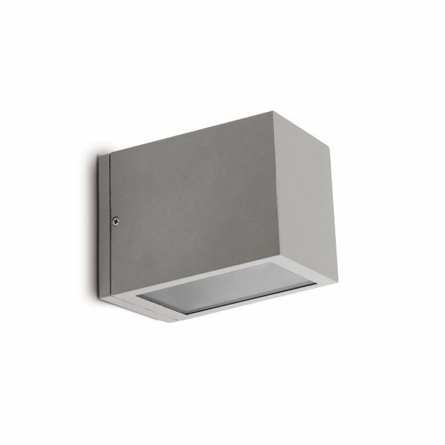 Aplique de jard n y exterior con dos salidas lamparas - Apliques exterior ikea ...