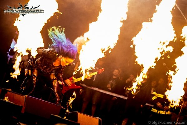 Photo Highlights Brutal Assault Friday and Saturday, August 12th and 13th