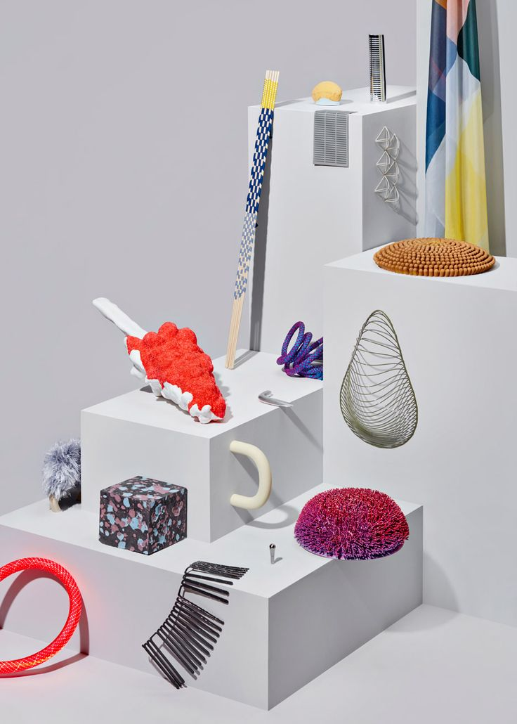 A group of graduates from Design Academy Eindhoven decided to exhibit only materials in Milan