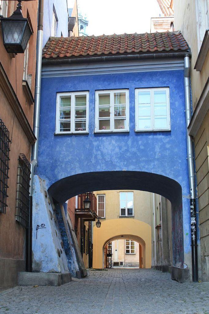 Old Town - Warsaw / Poland