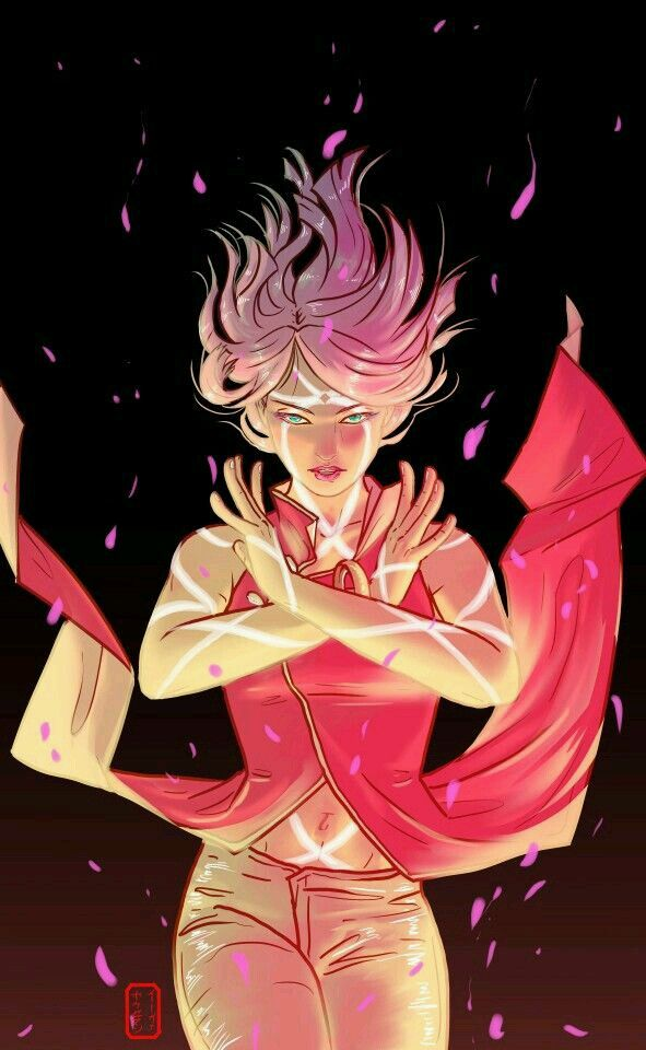 Sakura Haruno Master of Byakugou