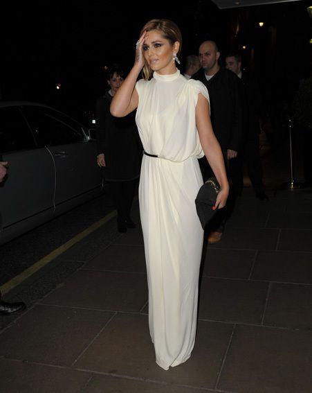 Image result for cheryl white dress