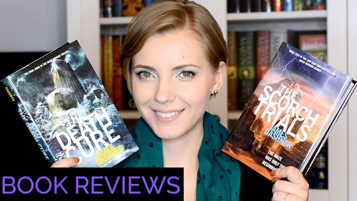 The Scorch Trials + The Death Cure by James Dashner | #Book Reviews https://www.youtube.com/watch?v=00nmQsIrz_8