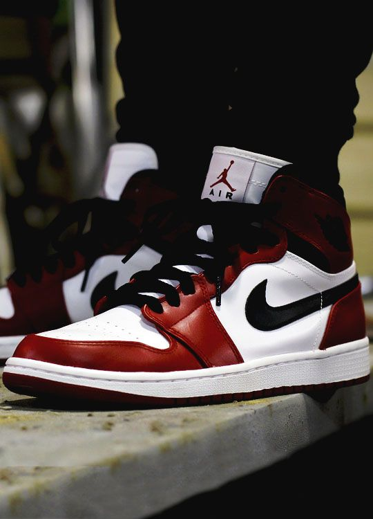 Air Jordan 1, get a 19 point step-by-step guide on spotting