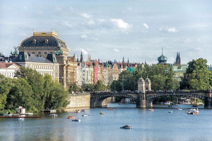 Photos of Prague (Imagini din Praga) - PhotoTraveler #Prague #CzechRepublic #Photography #Travel #TravelPhotography #travelblogger