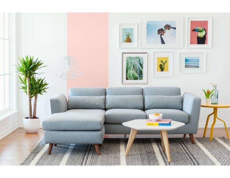 les 25 meilleures id es de la cat gorie canap sarcelle sur pinterest canap s vert fonc. Black Bedroom Furniture Sets. Home Design Ideas