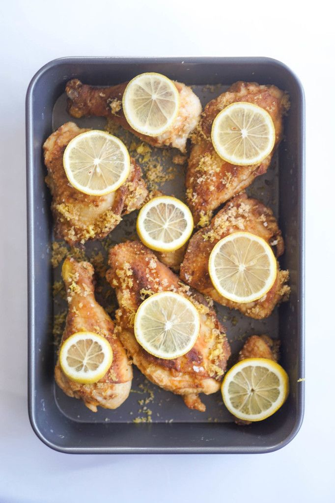 Silver Palate's Lemon Chicken
