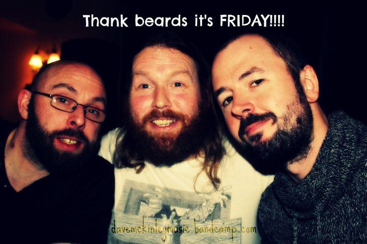 #Friday #Beards