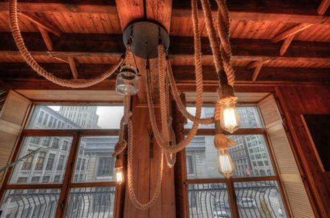 Poskladajte si svoje svietidlo z lanových závesných káblov