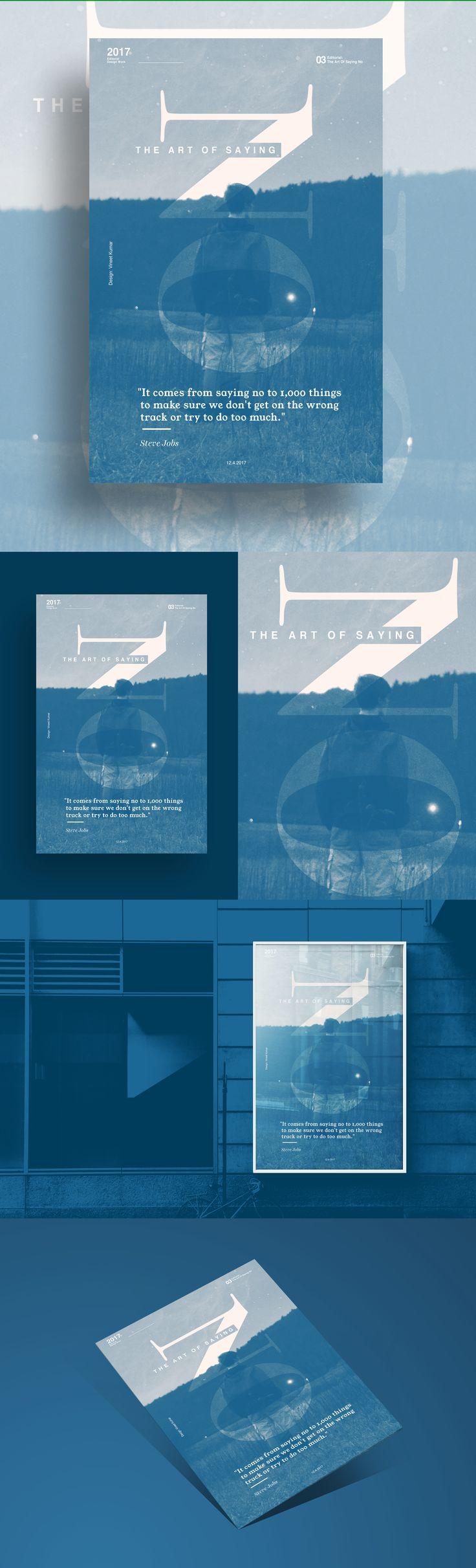 Editorial Design Work 2017 on Behance