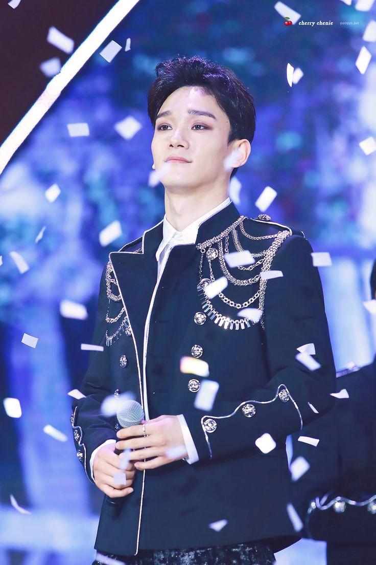 EXO Chen   170114 - 31st Golden Disk Awards. Chennie Chen Chen