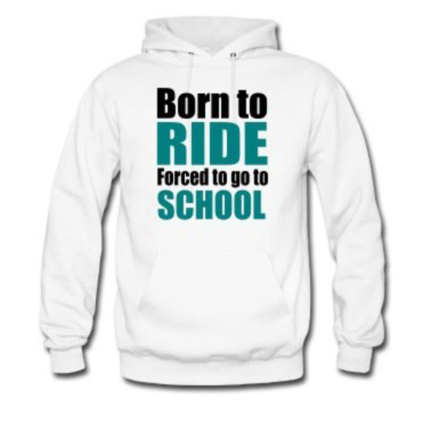 horse Hoodie | Spreadshirt | ID: 6973585