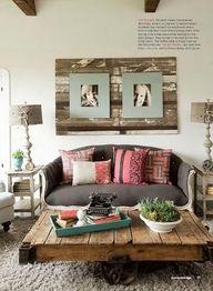 love the photos on the wall
