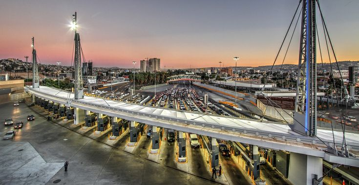 The Redesigned San Ysidro Border Crossing—A More Welcoming America?
