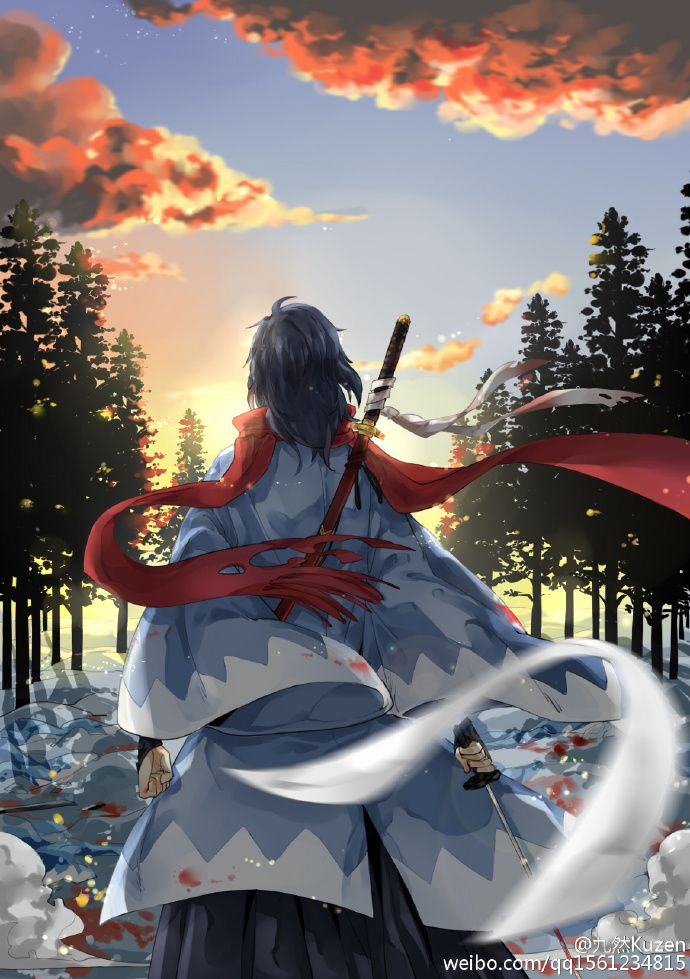 #刀剑乱舞# #冲田组# 【要永远在一起哦】(... 来自九然大狍狍 - 微博