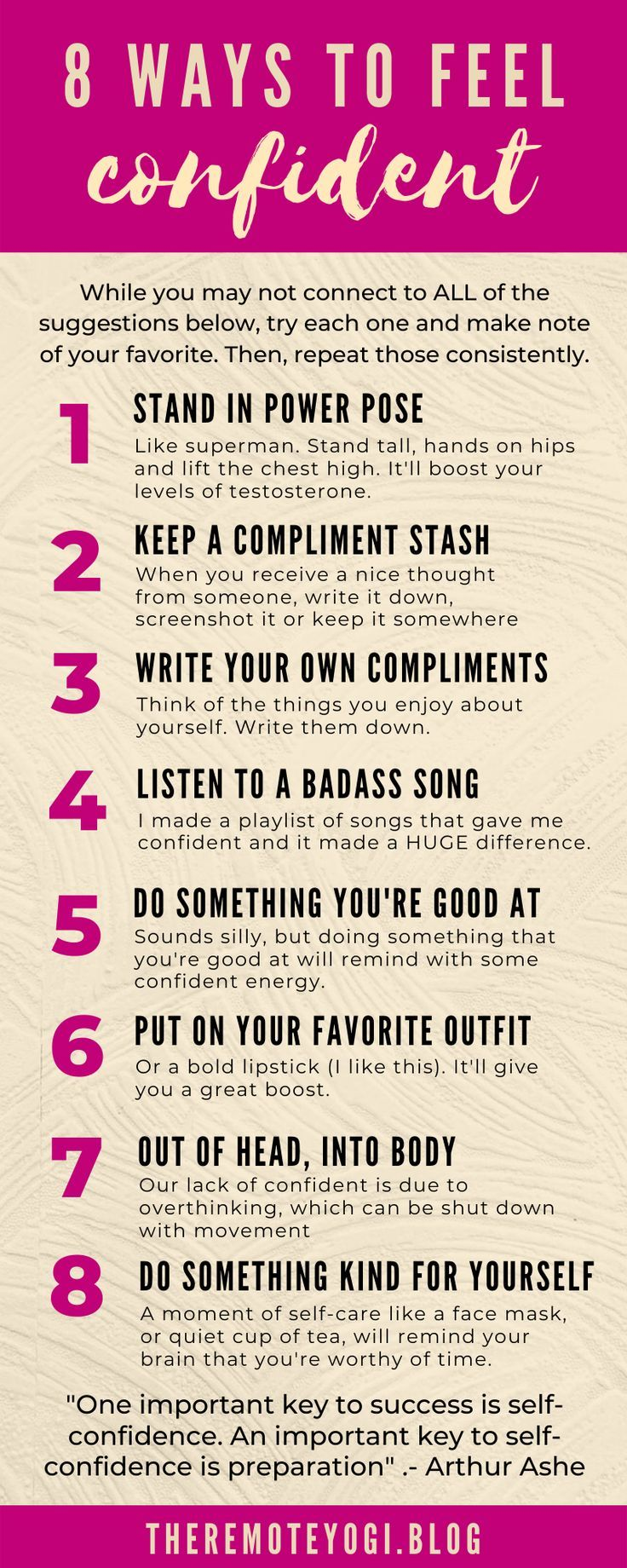 8 Ways To Feel More Confident Now With Images How To Get