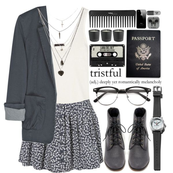 """but you can't break a broken heart."" by skinx on Polyvore:"