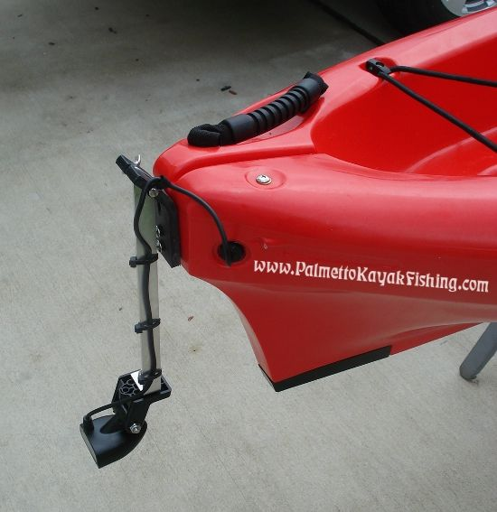 28 best images about new kayak fishing products on pinterest for Fish finder for kayak