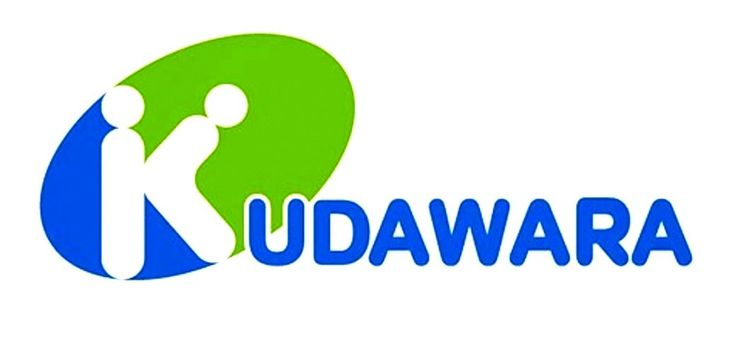 The Japanese company Kudawara Pharmacy once decided to play with the English alphabet for its logo, but the dots turned a decent design into a raunchy one real quick. The company is no longer in business, at least under this name.
