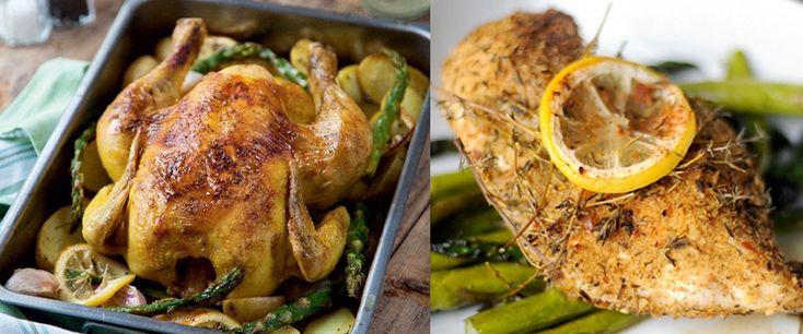 Τώρα που τα σπαράγγια είναι στην εποχή τους, μια απλή αλλά πολύ νόστιμη συνταγή επιβάλεται.