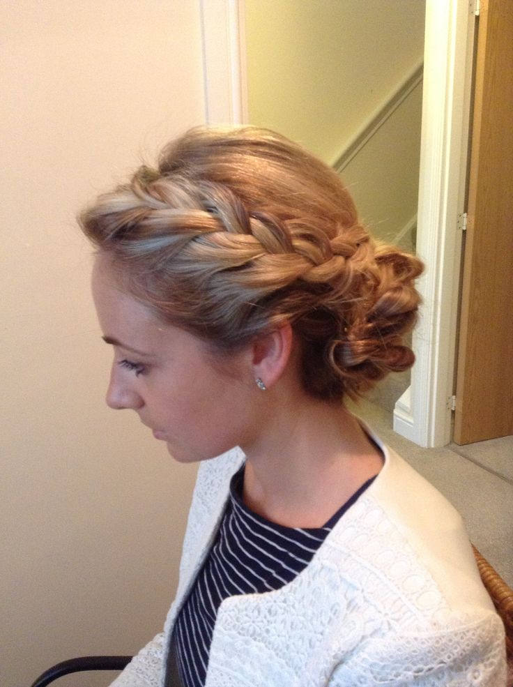 33 best images about wedding hair on updo