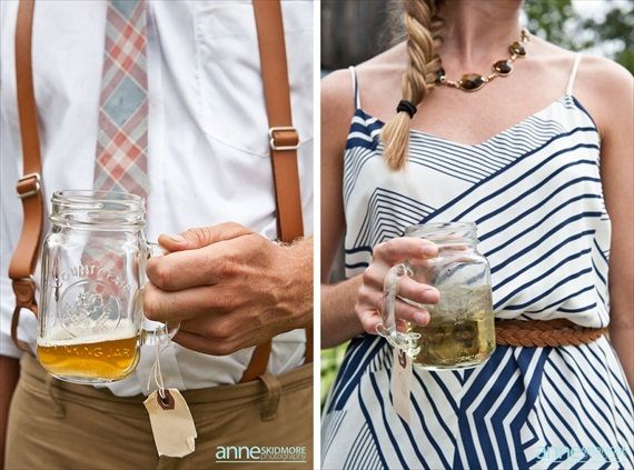 7 Tips for Mason Jar Drinking Glasses (photo by Anne Skidmore)
