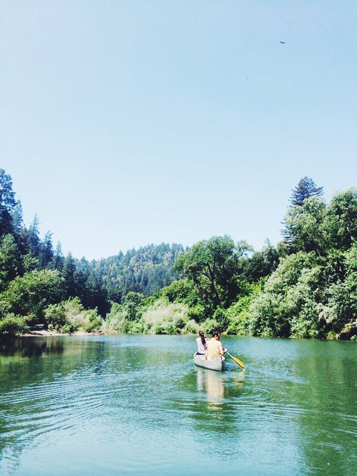 Day Trip to Russian River
