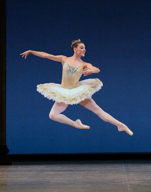 All Art: Tiler Peck in Theme and Variations, New York City Ballet, September 2014. - Peck, through a combination of technical assurance and imagination, has become a master illusionist. A relatively small person, she seems to expand to twice her size in this role, moving through Balanchine's formal, regal choreography with weight, majesty, and a composure that belies the notorious difficulty of the choreography. She hovers off-balance, throws off blindingly fast chaînés, and turns…