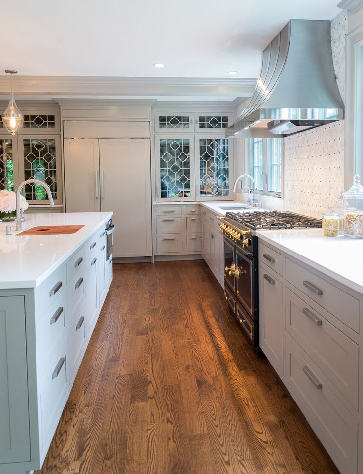 With Upgraded Luxury Liances Extensive Counter E And Seating For Four At The Island This Gourmet Kitchen Offers A Peaceful Modern Luminous