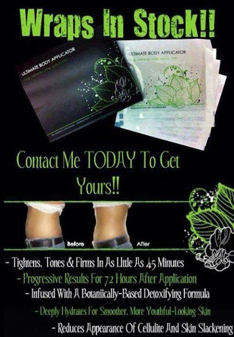 Wraps in stock! Finally give that Crazy Wrap Thing a try!  I will deliver or mail the wrap to you!