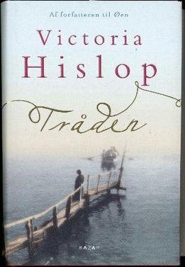 Månedens bog i maj : Tråden af Victoria Hislop | Biblioteket Frederiksberg