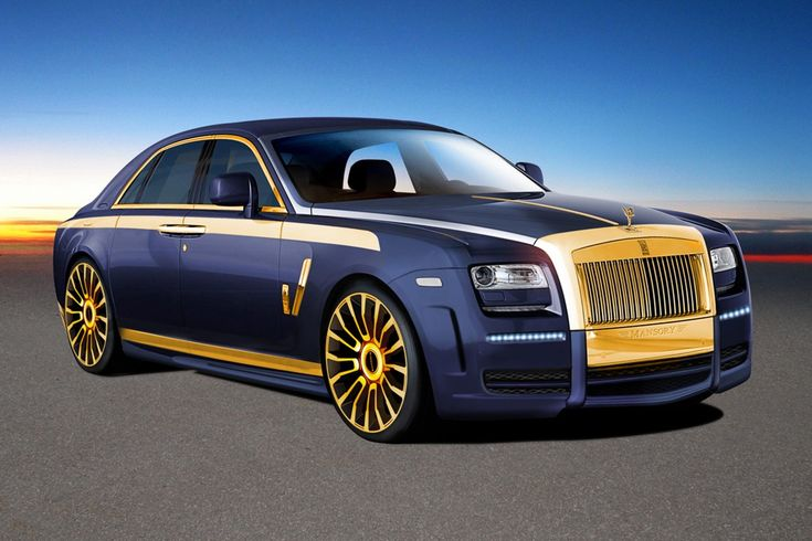 Rolls Royce Ghost Modified HD Wallpapers