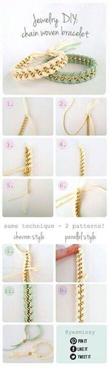 Really nice #DIY #bracelet