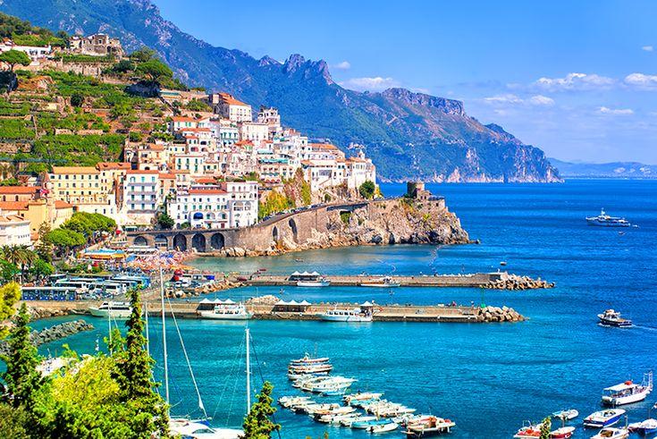 Amalfikusten, Italien #amalfikusten #amalfi #amalficoast #italy #italien #travel #vacation #resa #semester