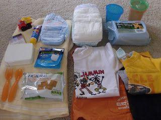 Kid Emergency Kits ~ Project Mommy