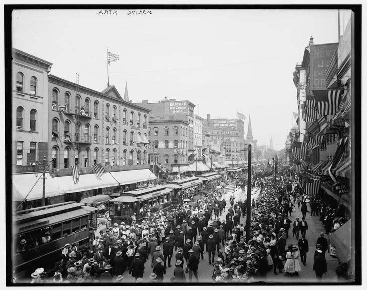 The observance of Labor Day began over 100 years ago.