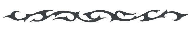 Tribal Wave Armband Tattoo #temporarytattoo #temporarytattoos #t4aw #TribalTattoo