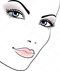 Výsledok vyhľadávania obrázkov pre dopyt silueta tváre ženy