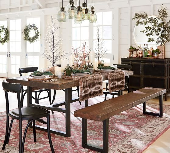 Barn Wood Dining Room Tables