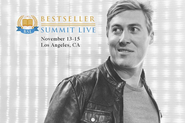 Personal Invite to Bestseller Summit Live