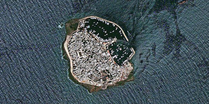 Η απίστευτη ομορφιά της Γης… από ψηλά! Το νησί Nukuoro, ένα από τα νησάκια της Μικρονησίας