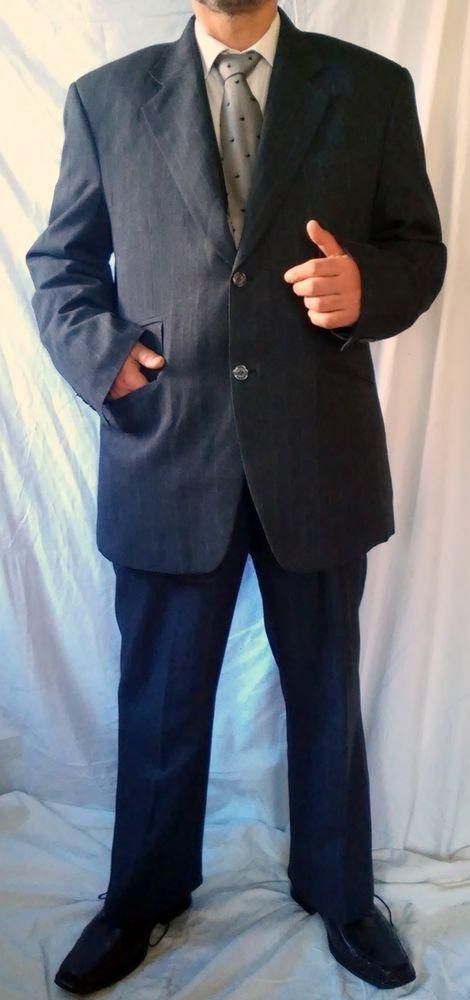 #twitter#tumbrl#instagram#avito#ebay#yandex#facebook #whatsapp#google#fashion#icq#skype#dailymail#avito.ru#nytimes #i_love_ny #cnn # BBCBreaking #  BBCWorld #  cnnbrk # nytimes # globaltimesnews #     Giorgio Armani Gray Striped suits size 3XL #GiorgioArmani #TwoButton