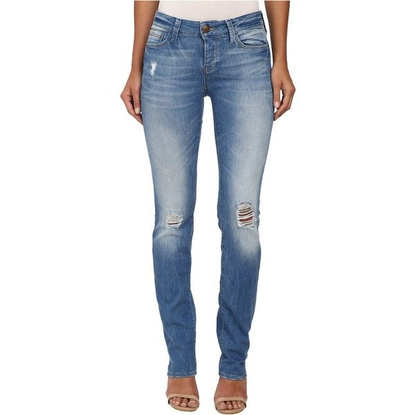 Mavi Jeans Riri in Aqua Power (Aqua Power) Women's Jeans ($60) ❤ liked on Polyvore featuring jeans, black, mavi jeans, patch pocket jeans, straight leg jeans, boyfriend jeans and relaxed fit jeans