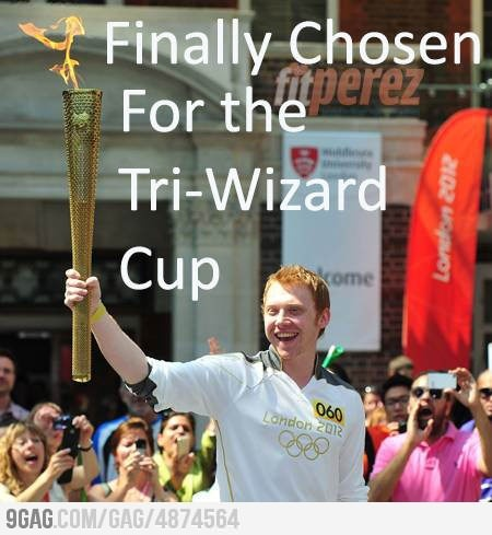 Weasley is out King!