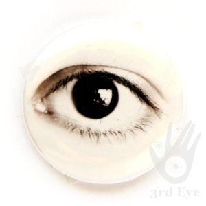 TEBA-112 badge / flair button from 3rd Eye <3 http://3rdEyeCraft.com